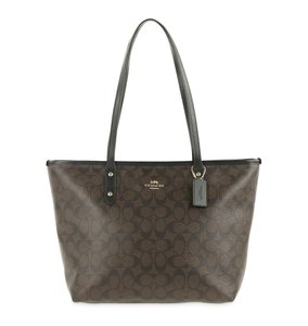 Coach New With Tags Tote in Brown