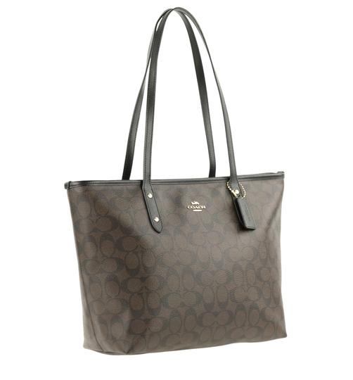Coach New With Tags Tote in Brown Image 1