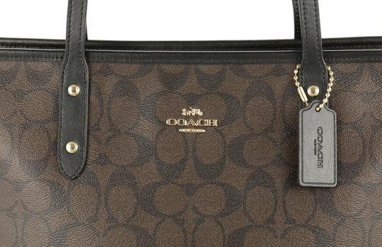 Coach New With Tags Tote in Brown Image 7