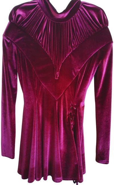 Preload https://img-static.tradesy.com/item/24562157/yproject-wine-40-yproject-velvet-gathered-mid-length-night-out-dress-size-8-m-0-1-650-650.jpg