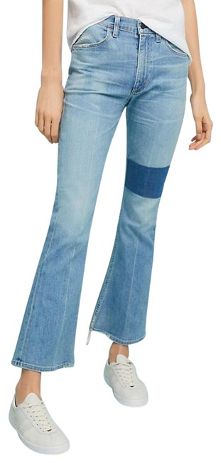 search for latest popular stores limited style Citizens of Humanity Blue Kaya High-rise Cropped Anthropo Flare Leg Jeans  Size 25 (2, XS) 55% off retail