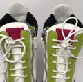 Giuseppe Zanotti multi pink green white purple black Athletic Image 2