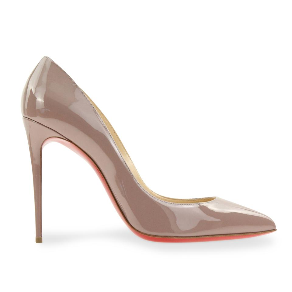 lowest price ad73d 31dff Christian Louboutin Pink Antic Pigalle Follies 100 Patent Pumps Size EU  40.5 (Approx. US 10.5) Regular (M, B)