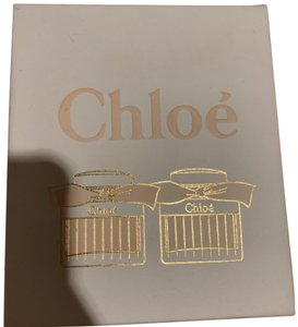 Chloé Chloe Mini Gift Set comes with two 0.17 oz! SOLD OUT