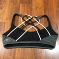 Lululemon Gray Athletica Free To Be Wild Activewear Sports Bra Size 6 (S, 28) Lululemon Gray Athletica Free To Be Wild Activewear Sports Bra Size 6 (S, 28) Image 6