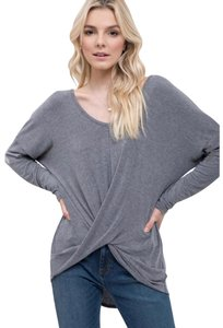Blu Pepper Top grey