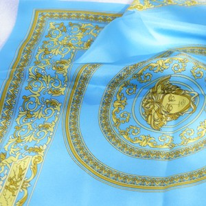 Versace 100% Silk panel fabric
