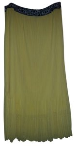 Magic Maxi Skirt yellow