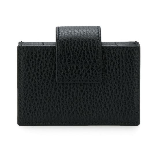 Gucci double G card holder