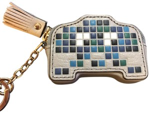 """Anya Hindmarch """"Space Invader"""" Keychain/Coin Purse"""