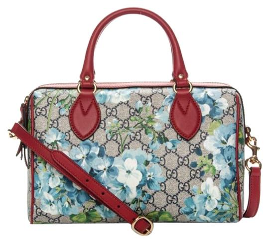 Preload https://img-static.tradesy.com/item/24567546/gucci-boston-small-blooms-top-handle-signature-red-gg-coated-canvas-satchel-0-1-540-540.jpg