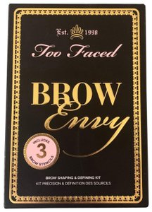Too Faced NEW Too Faced Brow Envy Kit