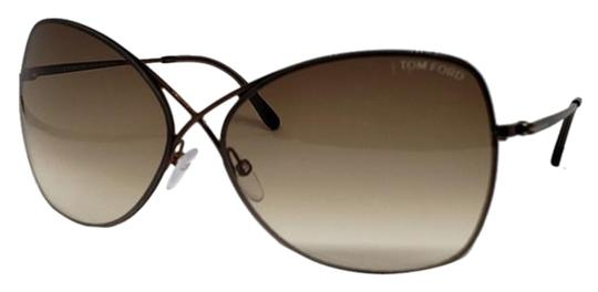 Preload https://img-static.tradesy.com/item/24567764/tom-ford-brown-women-butterfly-metal-frame-with-gradient-lens-sunglasses-0-1-540-540.jpg