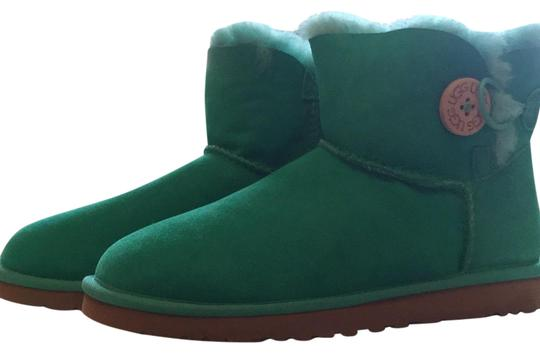 Preload https://img-static.tradesy.com/item/24567997/ugg-australia-emerald-green-3352-mini-button-bailey-bootsbooties-size-us-7-regular-m-b-0-1-540-540.jpg