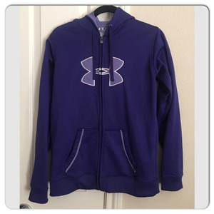Under Armour Big Logo Full Zip Hoodie