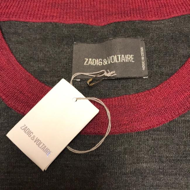 Zadig & Voltaire short dress Gray on Tradesy