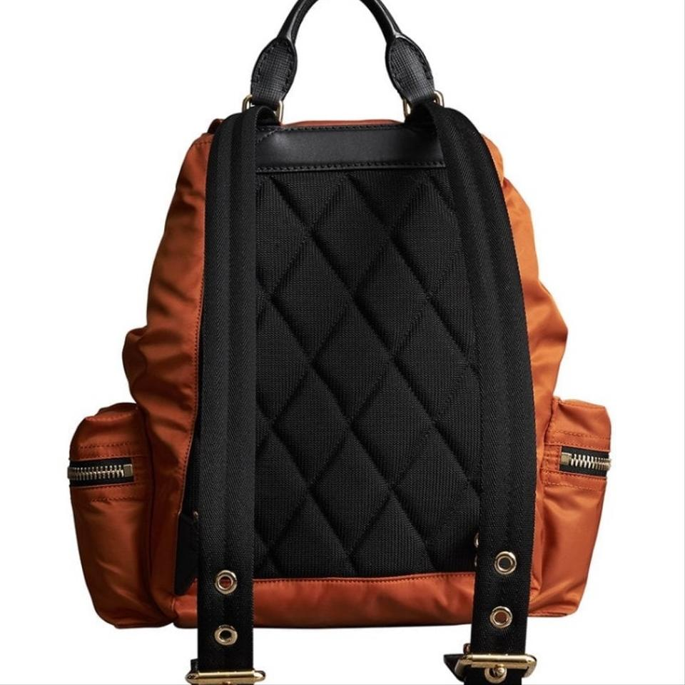 db659929d9f4 Burberry The Medium Rucksack In Technical Nylon and Leather Backpack -  Tradesy