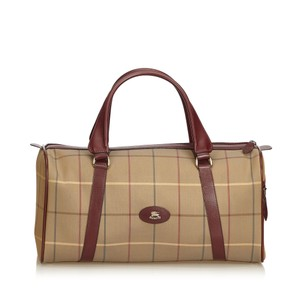 Burberry 8kbutr009 Brown Travel Bag