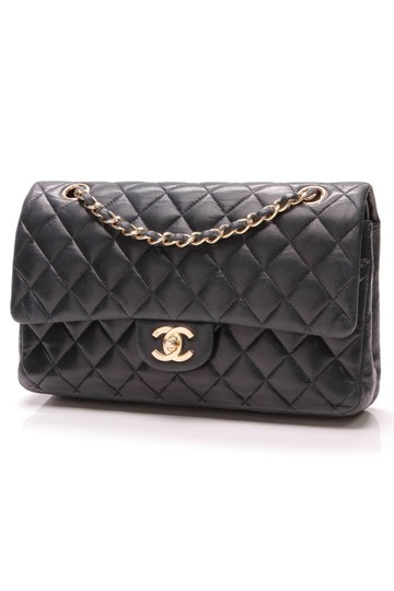Preload https://img-static.tradesy.com/item/24568383/chanel-classic-flap-classic-double-medium-navy-blue-lambskin-leather-shoulder-bag-0-0-540-540.jpg