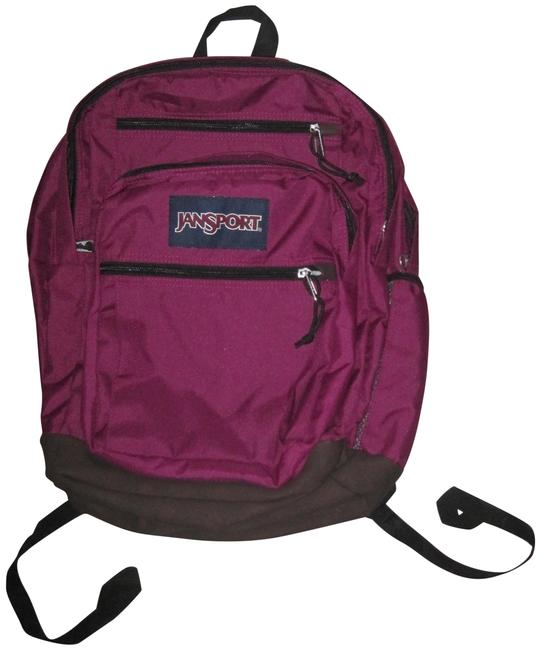 """Item - Cool Student 15"""" Laptop Berrylicious Purple Polyester Backpack"""