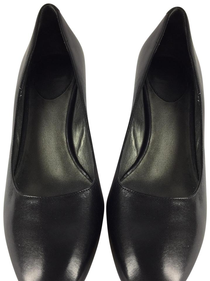 522003ac77f Cole Haan Black With Nike Air Technology Pumps. Size  US 7.5 Regular (M ...