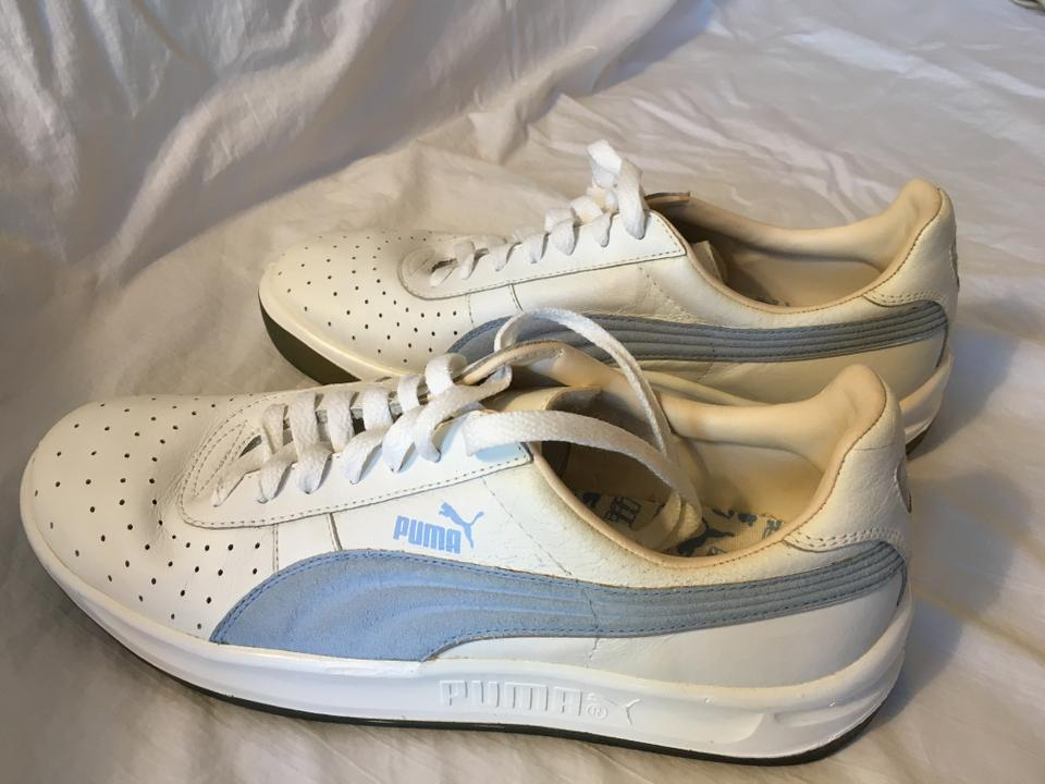 brand new 38071 7c2af Puma White Leather Retro Gv Special Sneakers Size US 10 Regular (M, B)