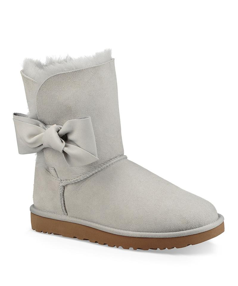 551eafd27a2a4 UGG Australia Light Grey Box New In Violet Daelynn Suede Boots ...