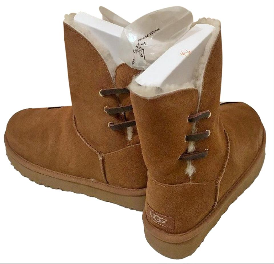 f754b6d8b39 UGG Australia Chestnut Constantine Women's Boots/Booties Size US 9 Regular  (M, B) 18% off retail