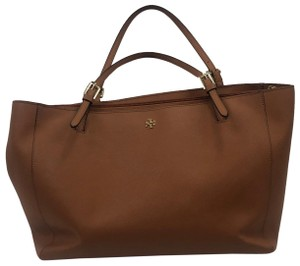 Tory Burch Leather Laptop Bag