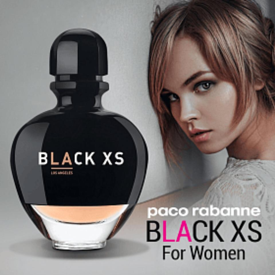 paco rabanne XS Black Los Angeles-paco Rabanne-for Her-edt-2.7 Oz ...
