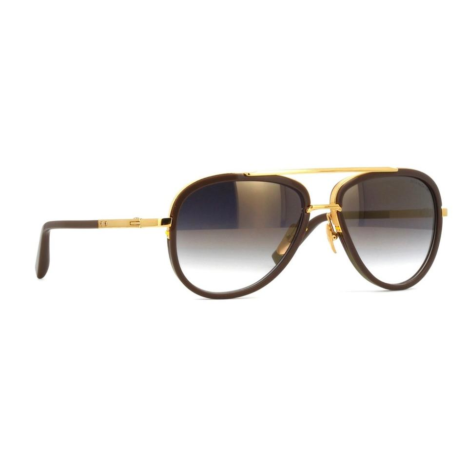 62fad0eed13 Dita Mach Two DRX 2031 18k Gold Aviator with Flash Gold Mirrored Lenses  Image 0 ...
