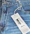 AG Adriano Goldschmied 14 Years Foxtail Distressed Slouchy Tomboy Raw Released Boyfriend Cut Jeans Size 29 (6, M) AG Adriano Goldschmied 14 Years Foxtail Distressed Slouchy Tomboy Raw Released Boyfriend Cut Jeans Size 29 (6, M) Image 8
