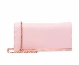 Ted Baker Natalie Leather Credit Card Slots Optional Strap Cross Body Bag