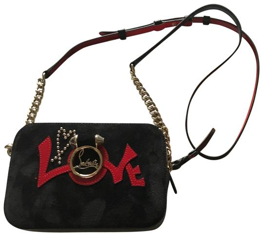 Preload https://img-static.tradesy.com/item/24571080/christian-louboutin-rubylou-suede-and-leather-black-cross-body-bag-0-1-540-540.jpg