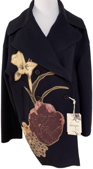 Preload https://img-static.tradesy.com/item/24571411/valentino-navy-blue-floral-applique-embroidered-beaded-wool-coat-size-10-m-0-1-650-650.jpg