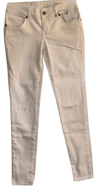ANINE BING Skinny Jeans-Distressed Image 0