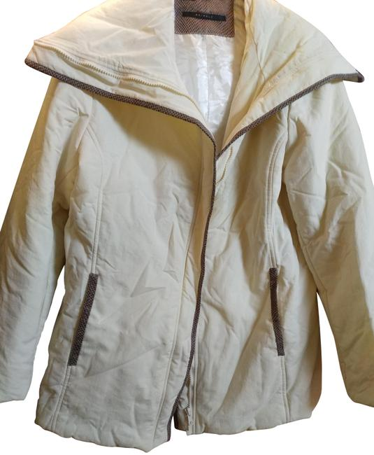 Preload https://img-static.tradesy.com/item/24571473/animale-light-cream-brown-made-in-france-puffed-midlength-zipped-front-coat-size-8-m-0-1-650-650.jpg