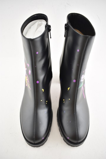 Christian Louboutin Stiletto Ankle Classic Love black Boots Image 5