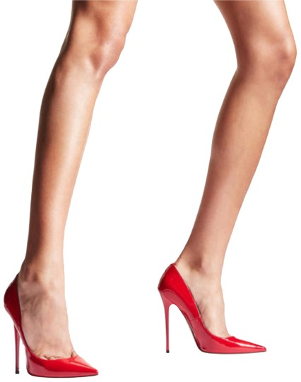 Jimmy Choo Sexy Pointed Anouk Love Prince Of Stars Romy Red Pumps Image 3