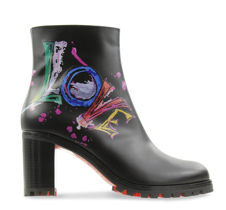 e0ab91db466 Black Love Me Boots/Booties