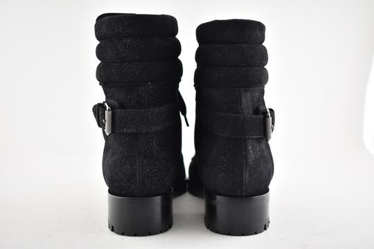 Christian Louboutin Stiletto Ankle Classic Love black Boots Image 9