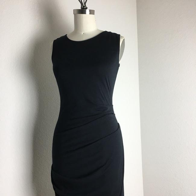 michael stars Ruched Ruched Jersey Ruched Midi Dress Image 6