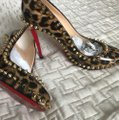 Christian Louboutin leopard Boots Image 2