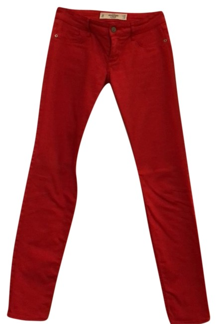Item - Red Na Straight Leg Jeans Size 0 (XS, 25)