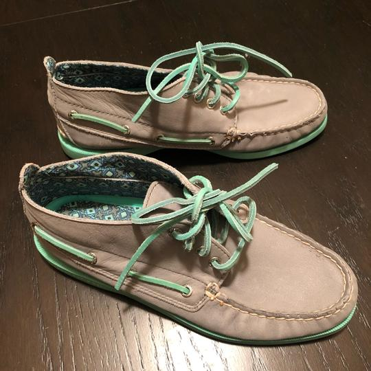 Sperry gray Athletic Image 2