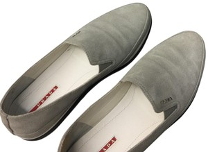 Prada light gray. Athletic