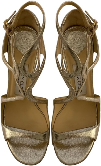 Jimmy Choo Champagne Formal Image 2