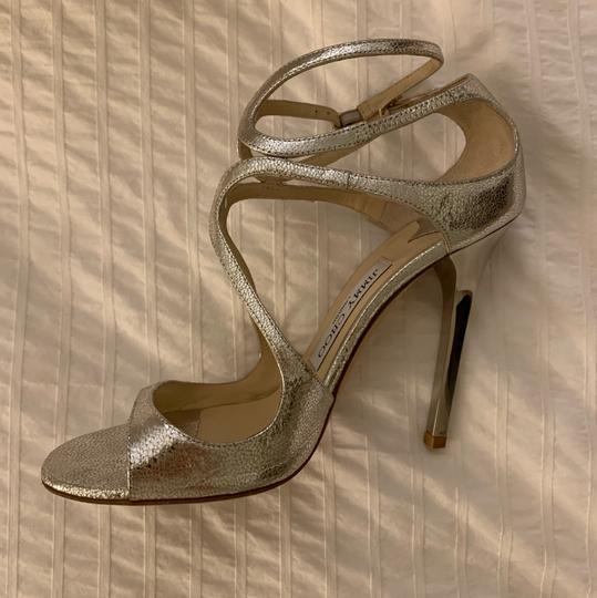 Jimmy Choo Champagne Formal Image 3