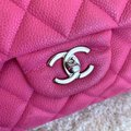 Chanel Classic Jumbo Double Flap Caviar Shoulder Bag Image 8