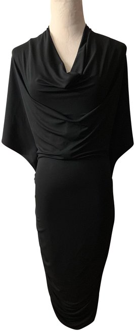 Preload https://img-static.tradesy.com/item/24572388/michael-kors-black-cape-jersey-mid-length-cocktail-dress-size-4-s-0-1-650-650.jpg